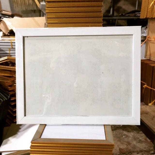 Khung hình A3 30x45 cm, khung ảnh treo tường vách gỗ ván ép, có thể cắt thành 30x42, 30x40 theo yêu cầu
