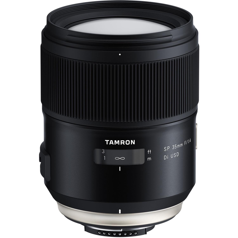 Tamron SP 35mm F/1.4 Di USD  For Nikon - Hàng chính hãng