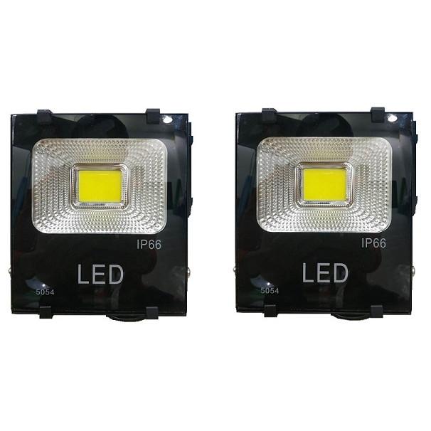 Bộ 2 đèn Led pha COB 30w