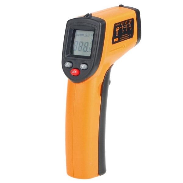 Thiết bị đo nhiệt độ từ xa sửa chữa đa năng