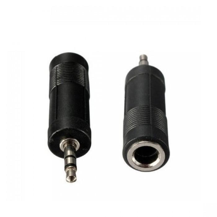 Jack cắm micro 6.5 sang 3.5 mm PF130