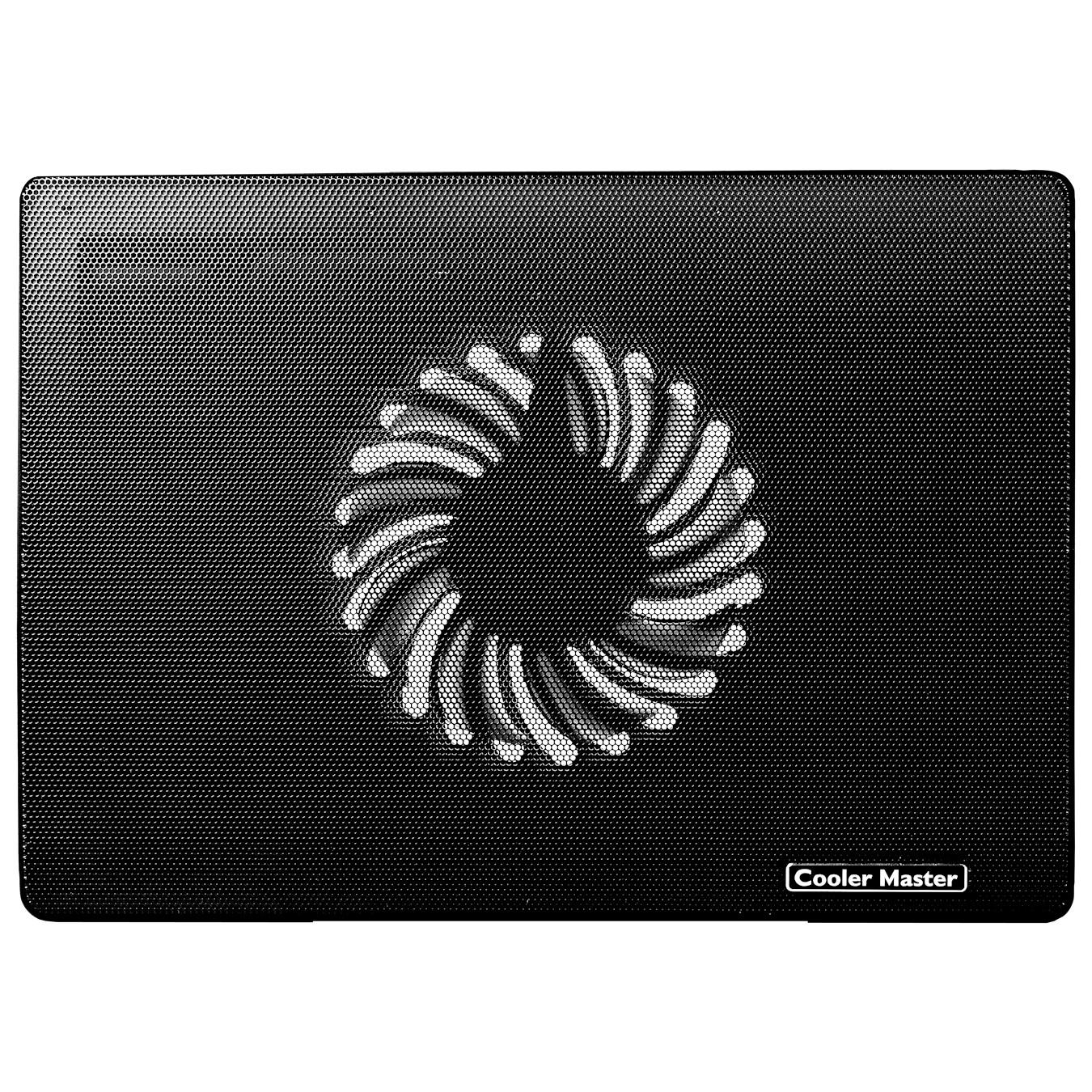Đế làm mát Notebook Cooler Master I100 - BLACK - Hàng chính hãng