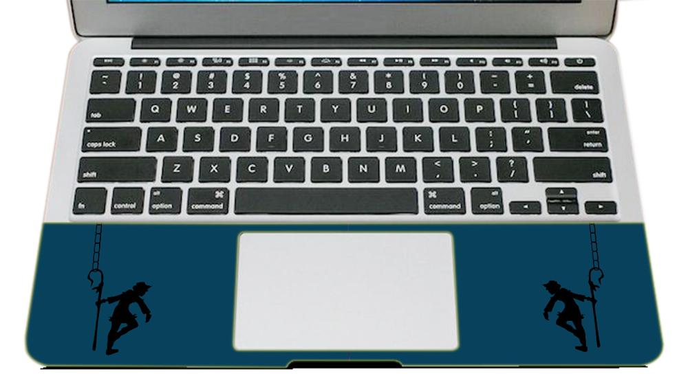 Miếng Dán Trang Trí Dành Cho Macbook Mac - 198