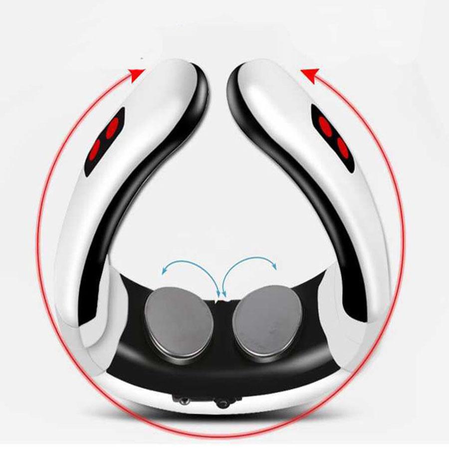 Máy massage cổ 3D cảm ứng xung điện từ ( KL-5830 )