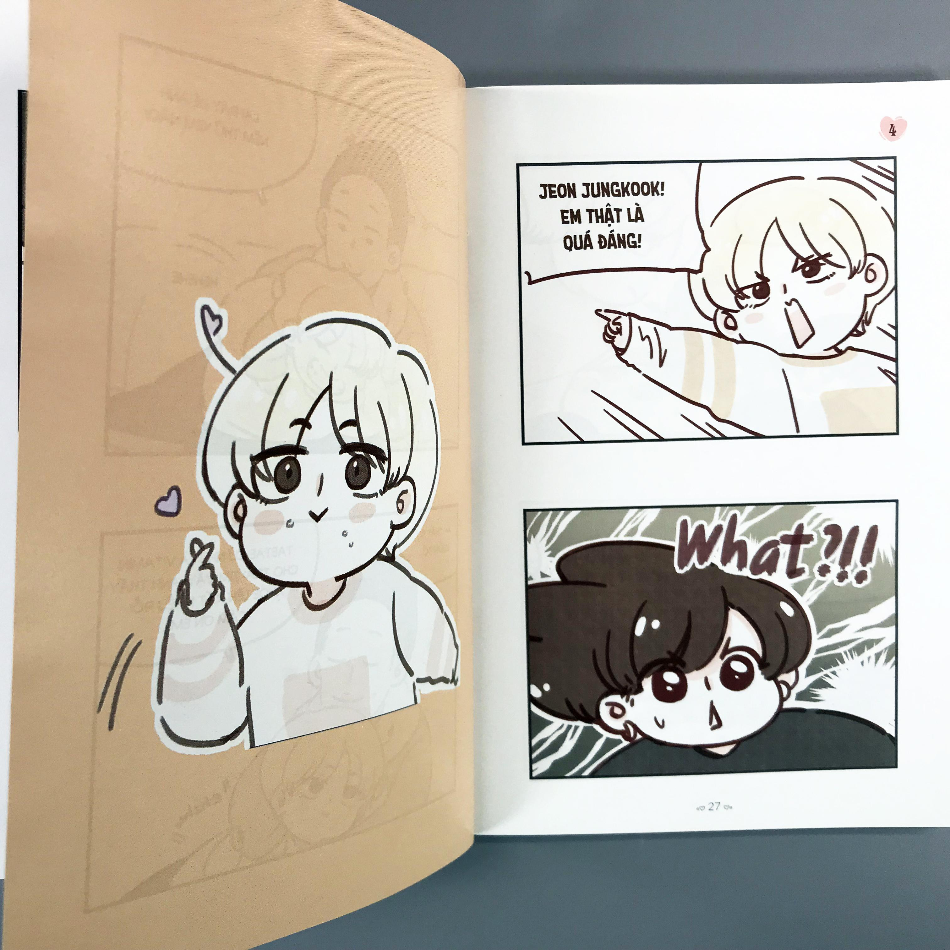 BTS Comic 2