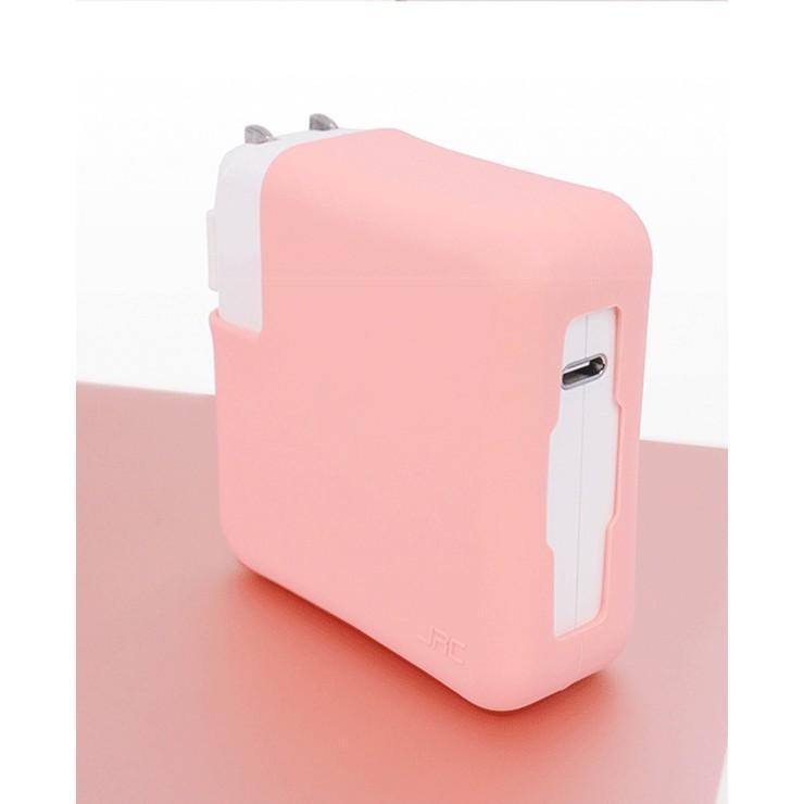 Bọc sạc , bảo vệ sạc Macbook chuyên dụng chính hãng JRC ( đủ dòng)