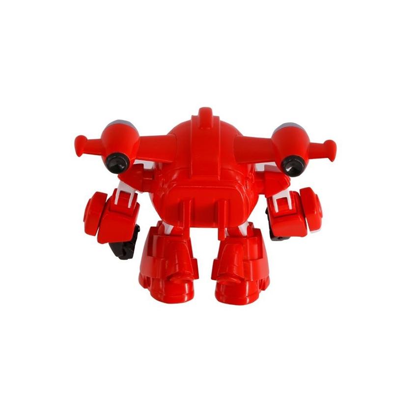 Đồ Chơi Robot Bẻ Khớp Mini - Jett Tia Chớp Superwings YW740991
