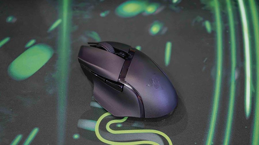 Chuột gaming Razer Basilisk X HyperSpeed - Hàng chính hãng