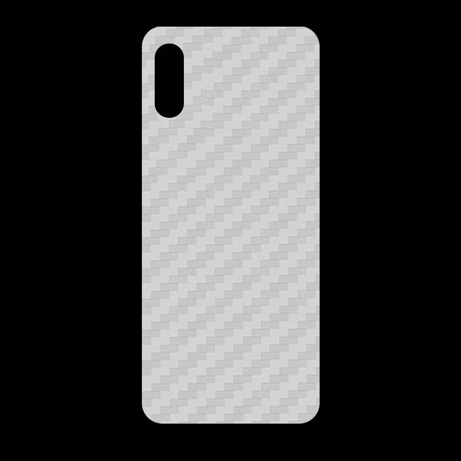 Miếng Dán Mặt Lưng Cacbon Dành Cho Xiaomi Redmi 9A- Handtown - Hàng Chính Hãng