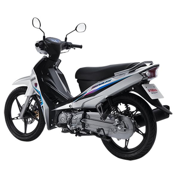 Xe Máy Yamaha Sirius Vành Đúc - Phiên bản kỷ niệm 20 năm