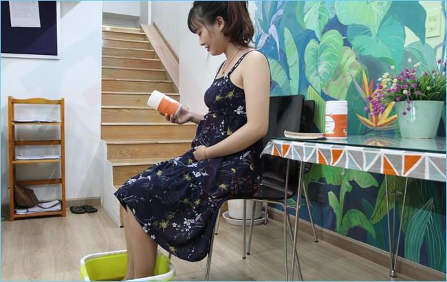 Muối ngâm chân khử mùi hôi, giảm đau nhức Bảo Nhiên