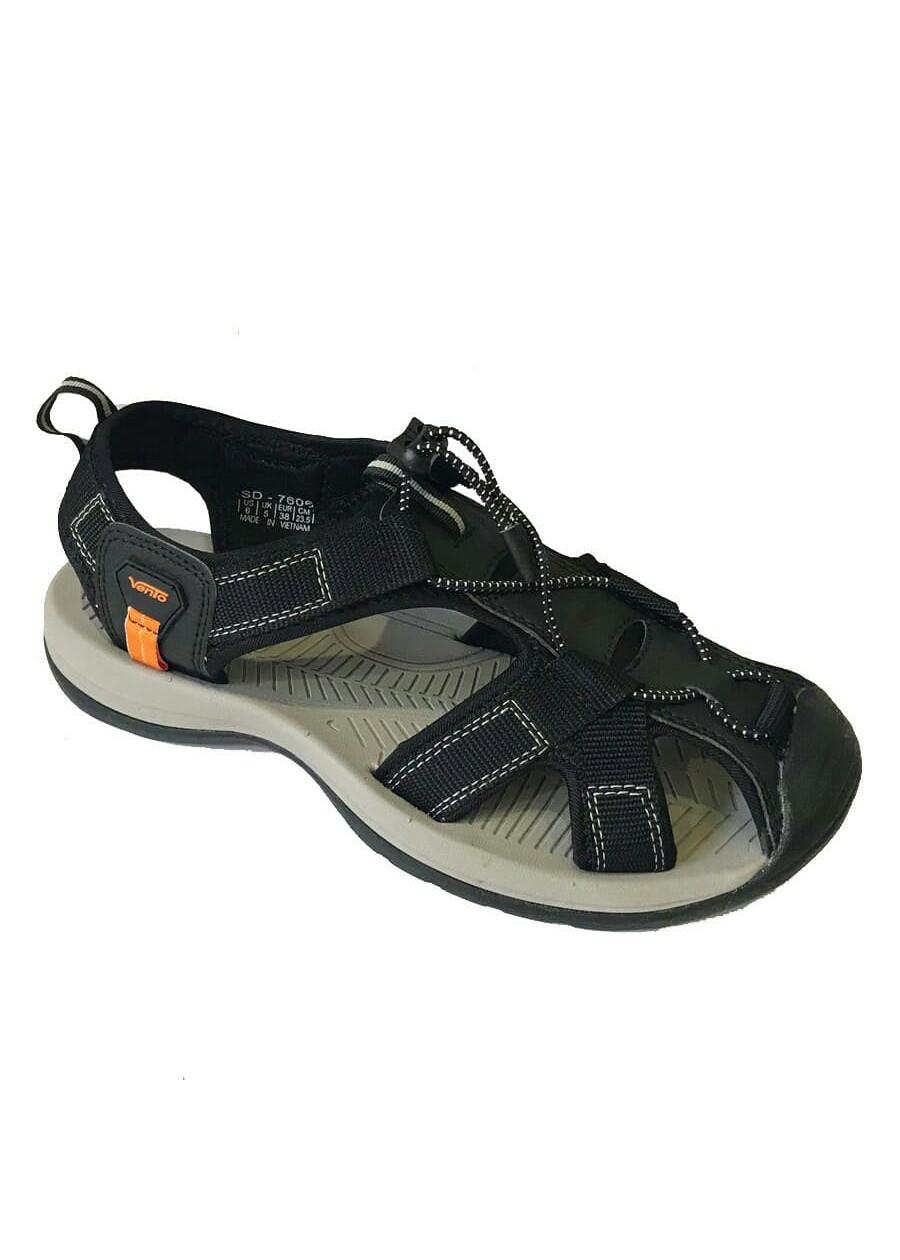 Giày Sandals Nam Bít Mũi SD7606