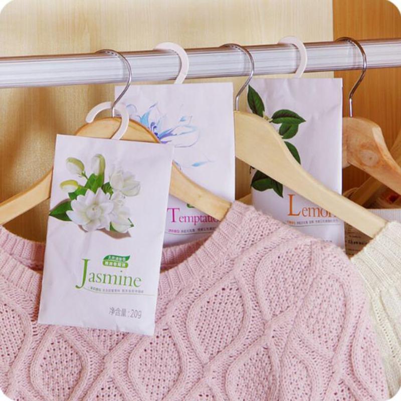 Túi thơm thảo dược thiên nhiên treo tủ quần áo, ô tô