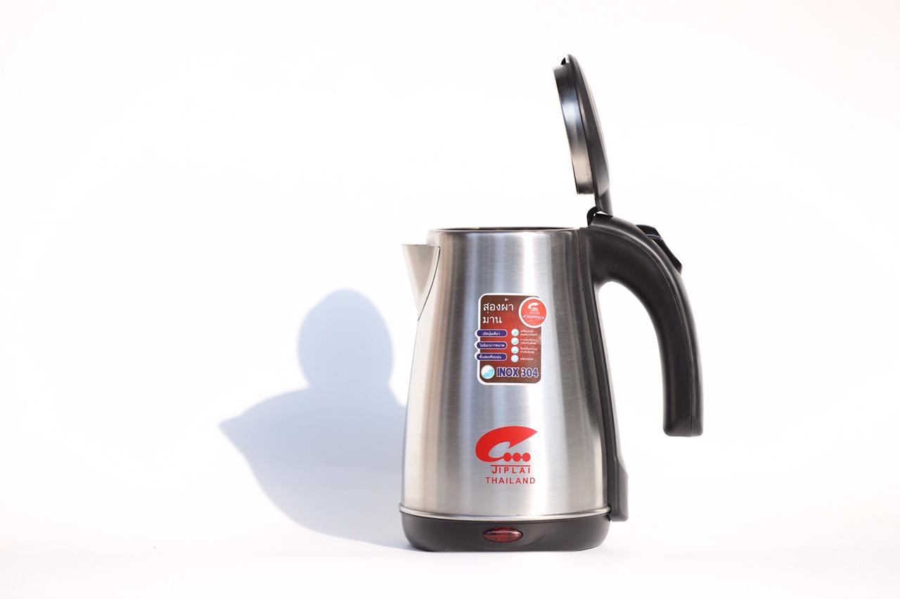 Bình siêu tốc Jiplai inox 304 EKJ-308-0.8l- Hàng nhập khẩu