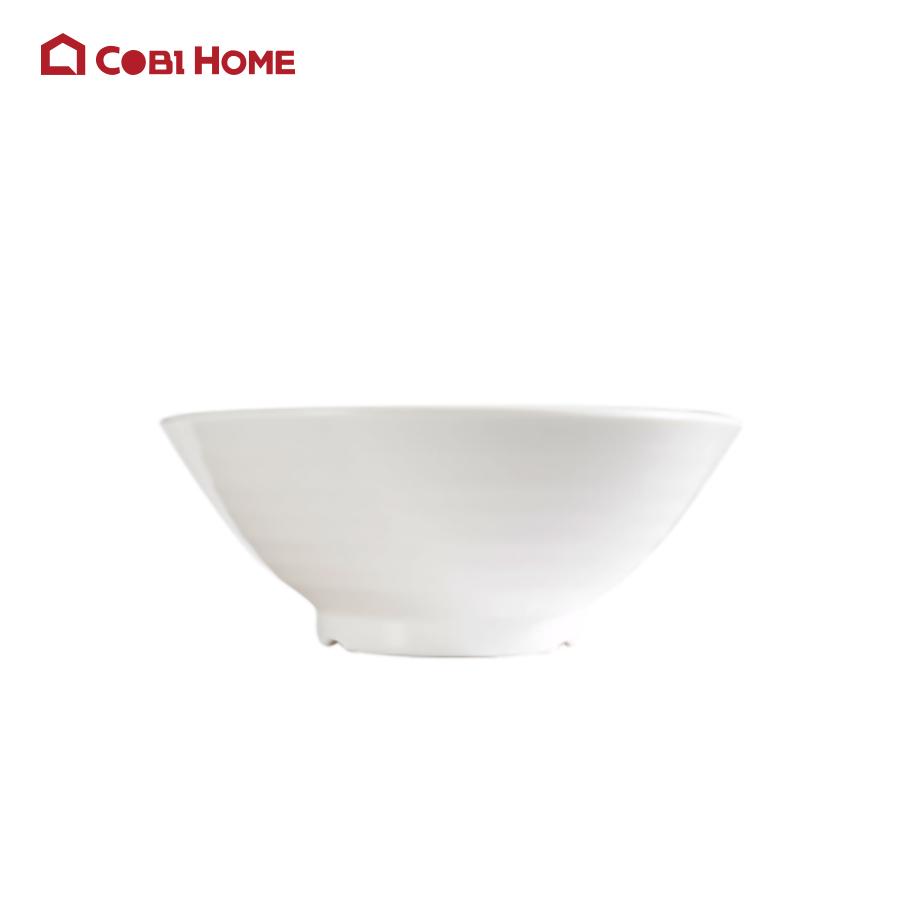 Tô, bát đựng canh đáy thấp bằng nhựa melamine cao cấp (nhiều size)