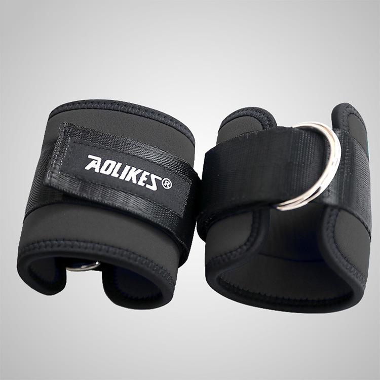 Đai cuốn đa năng tập luyện mắt cá chân Aolikes AL7129 (1 đôi)