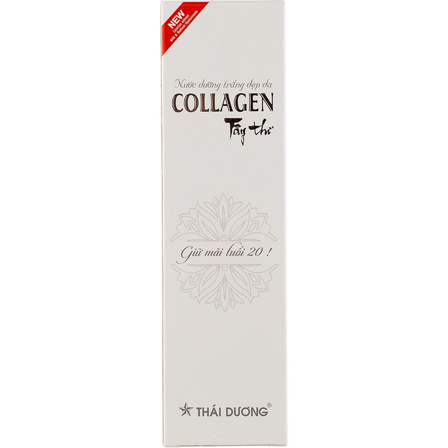 Nước Dưỡng Trắng Đẹp Da Collagen Tây Thi New (50g)