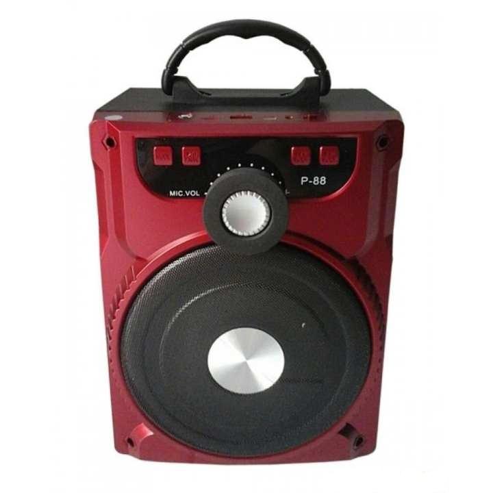 Loa Bluetooth P88/P89 (Tặng Kèm Mic) - Giao màu ngẫu nhiên