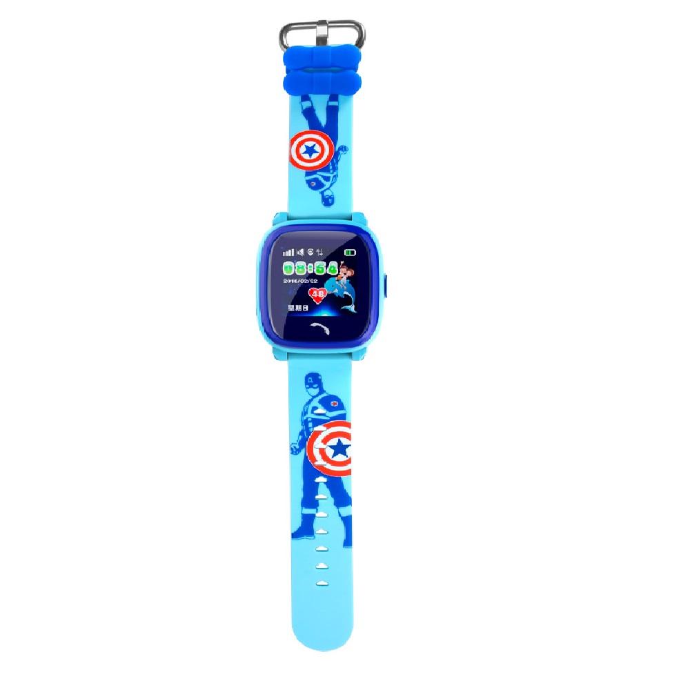 Đồng hồ định vị trẻ em DF25 Xanh (BB)
