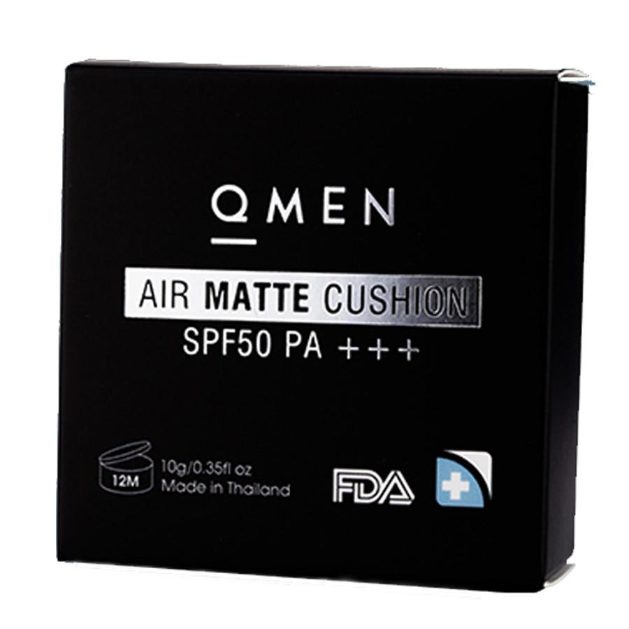 Chống Nắng Che Khuyết Điểm Qmen – Air Matte Cushion SPF 50 PA++++