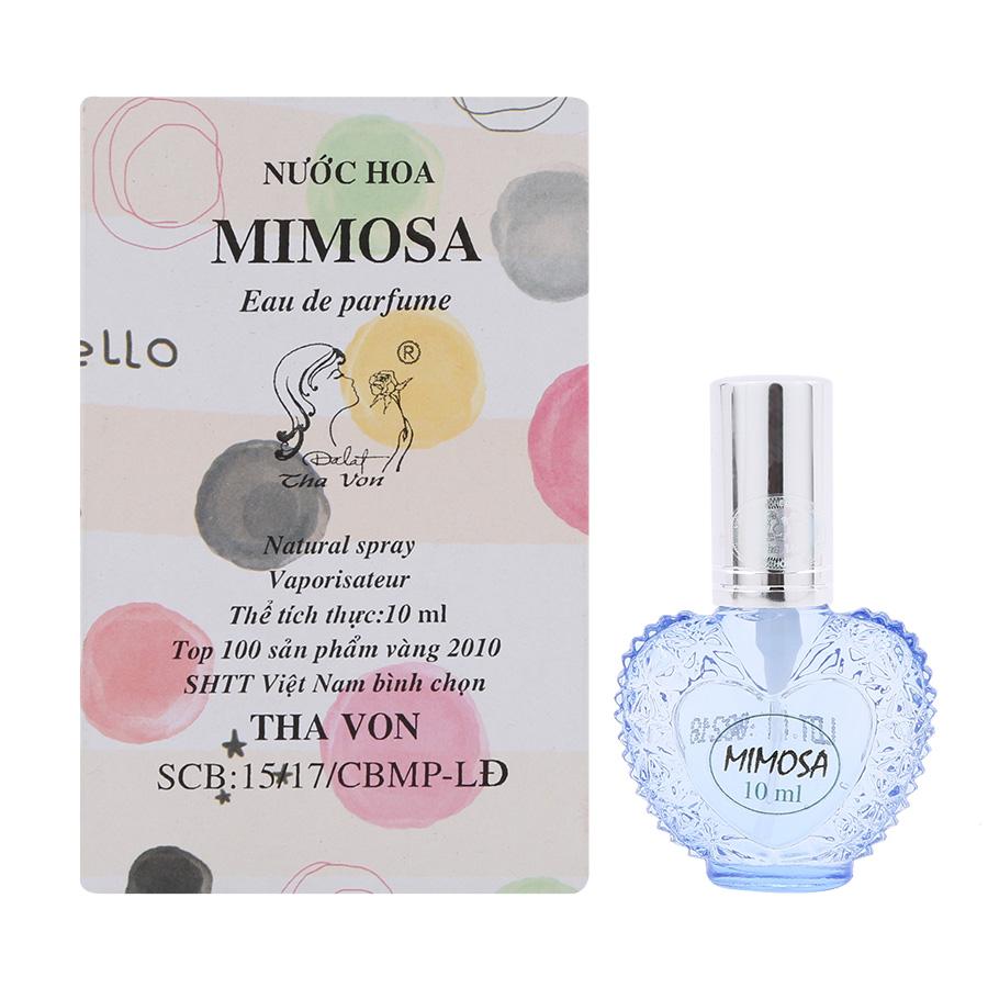 Nước Hoa Nữ Mimosa Tha Von (10 ml)