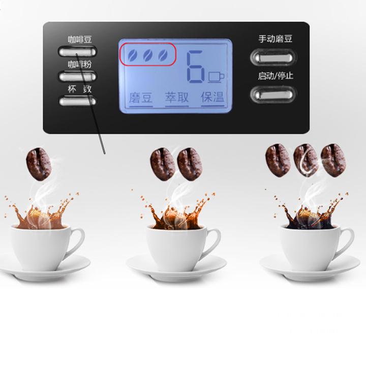 Máy pha cafe Drip Coffee tự động
