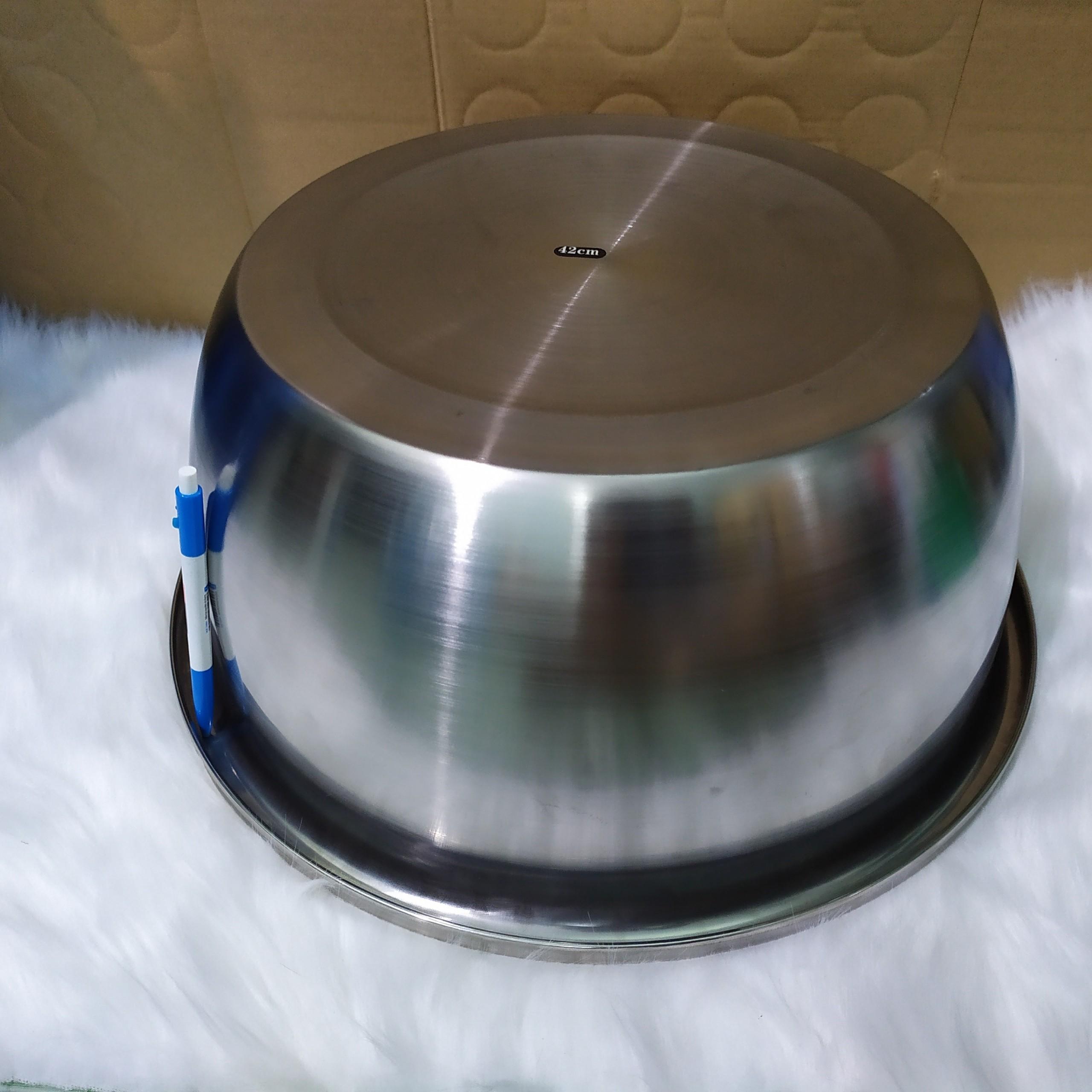 Thau Inox 304 - Size 42cm