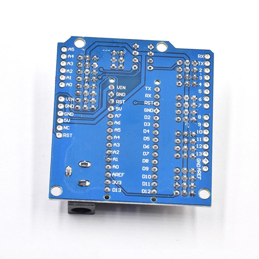 Shield Mở Rộng Arduino NaNo