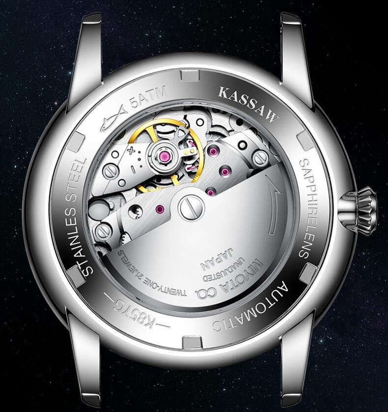 Đồng hồ nam chính hãng KASSAW K857-3