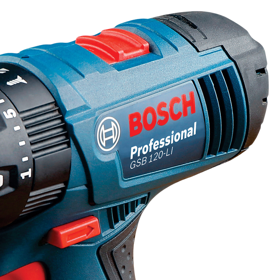 Máy Khoan Vặt Vít Động Lực Dùng Pin Bosch GSB 120-LI