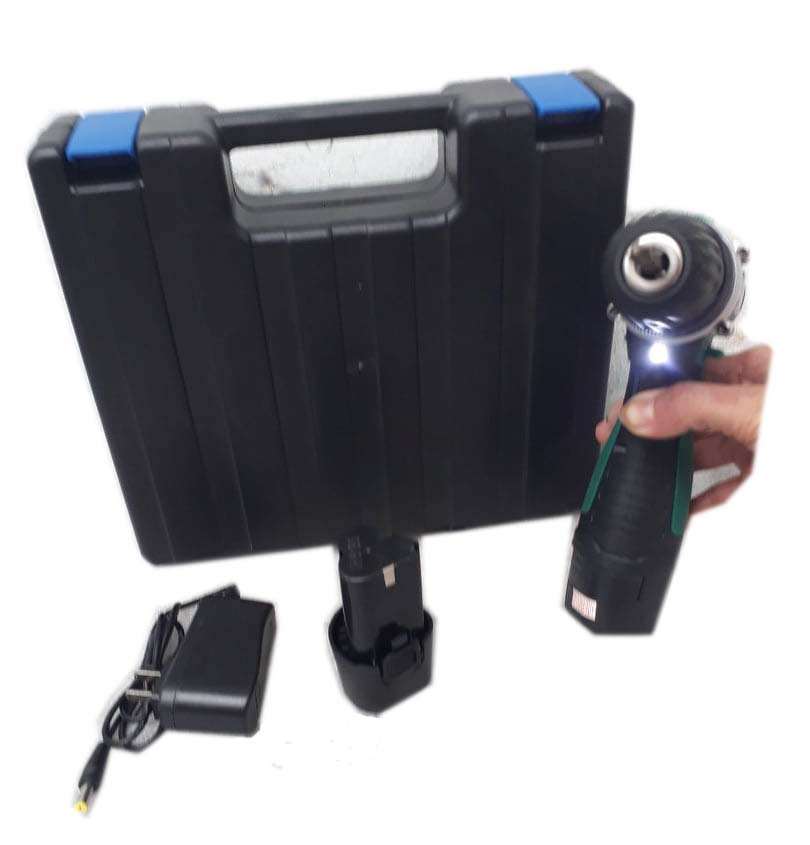 Máy Khoan Pin Cầm Tay 12V kingtool .máy khoan sửa chữa đa năng