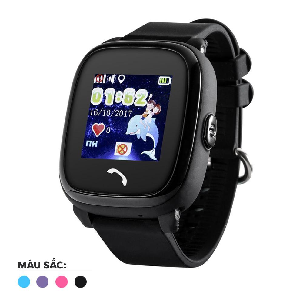 Đồng hồ định vị trẻ em nghe gọi Wonlex 400s (Hồng) - Hàng chính hãng