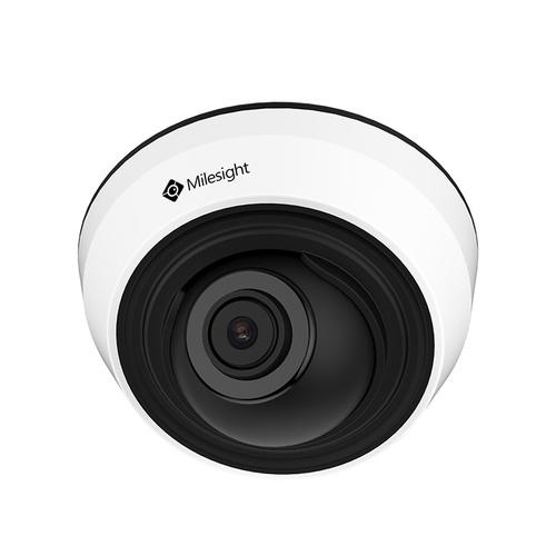 Camera IP Milesight - 5MP, Độ phân giải 2K, công nghệ H.265+, khoảng cách hồng ngoại tới 20m - Hàng Chính Hãng
