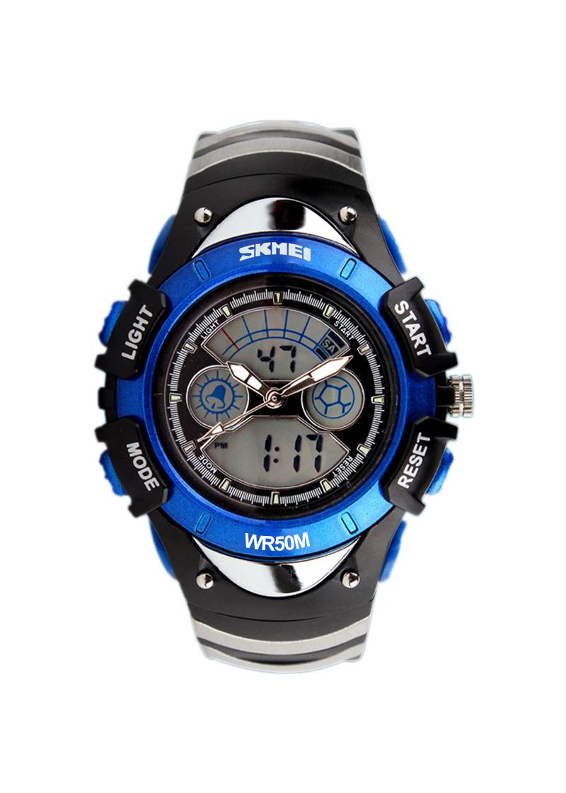 Đồng hồ đeo tay Skmei - 0998BU-Hàng Chính Hãng