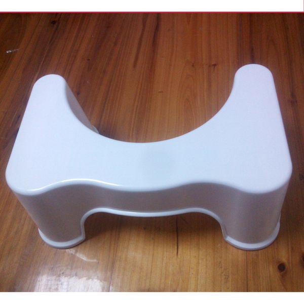 Ghế kê chân Toilet ngăn ngừa ung thư đại tràng chất liệu nhựa ABS