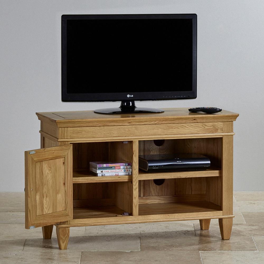 Tủ TV Juno Sofa 1 cánh 2 ngăn gỗ sồi 1m