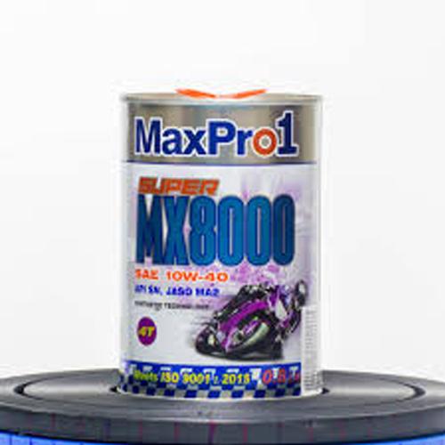 Dầu nhớt động cơ xe máy MX8000 1L
