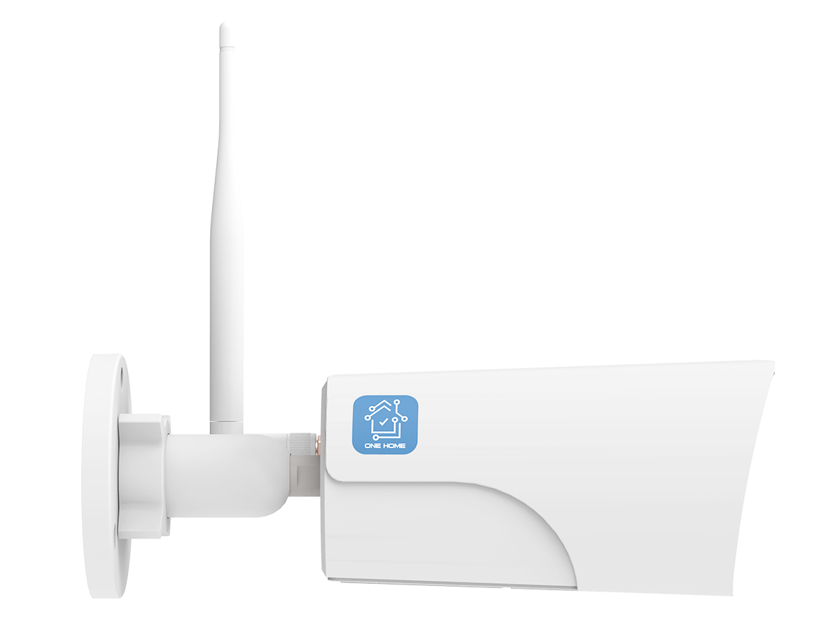 Camera IP Wifi ngoài trời VNPT Technology ONE HOME Home Vision HVOF02 Full HD kèm thẻ nhớ hàng chính hãng