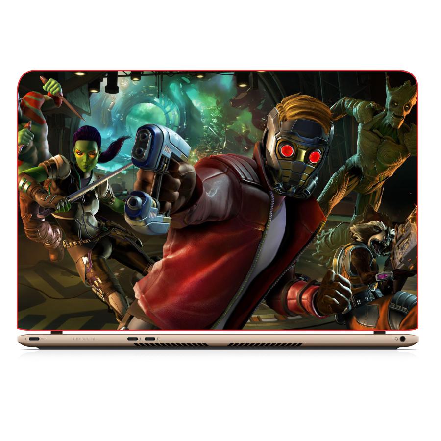 Mẫu Dán Decal Laptop Cinema - DCLTPR 079 Mặt Trước - Bàn Phím - 18.3 inch