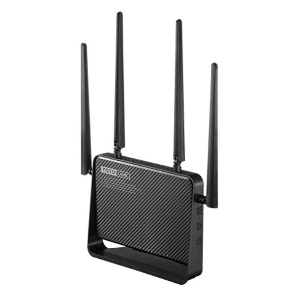 Router Wifi TotoLink A3000RU Băng Tần Kép Gigabit AC1200 - Hàng Chính Hãng