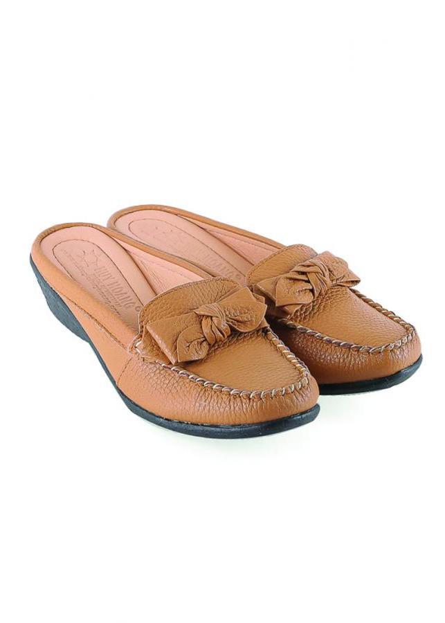 Giày Sabo Nữ Da Bò Huy Hoàng HT7935 - Da Bò