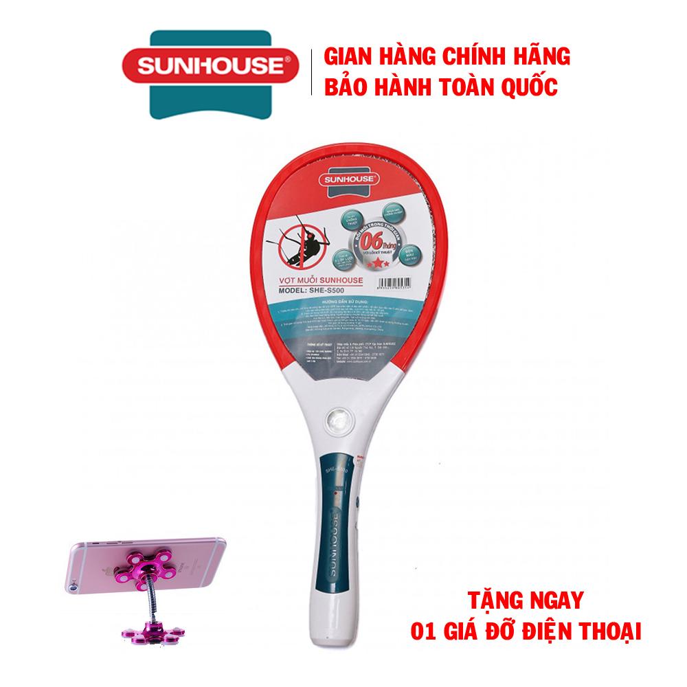 Vợt Muỗi Sunhouse SHE-S500