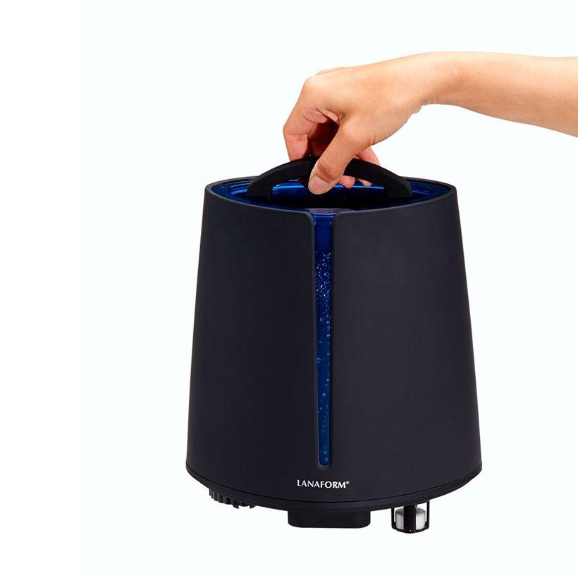 Máy tạo ẩm công nghệ siêu âm Lanaform New Vapolux nhập khẩu Bỉ