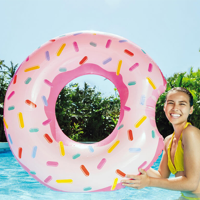 Phao bơi người lớn, thiếu niên 59266 INTEX <91cm>