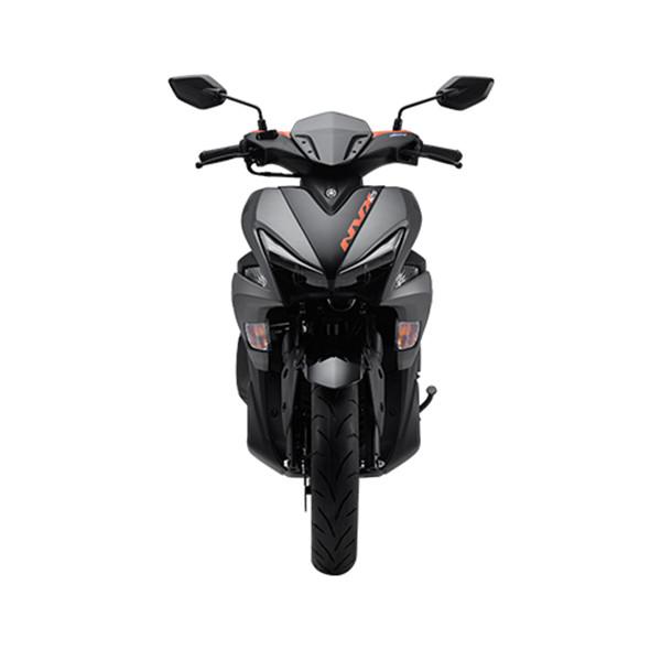 Xe Máy Yamaha NVX 125 Deluxe - Cam Đen Xám + Tặng Combo 4 Quà Tặng