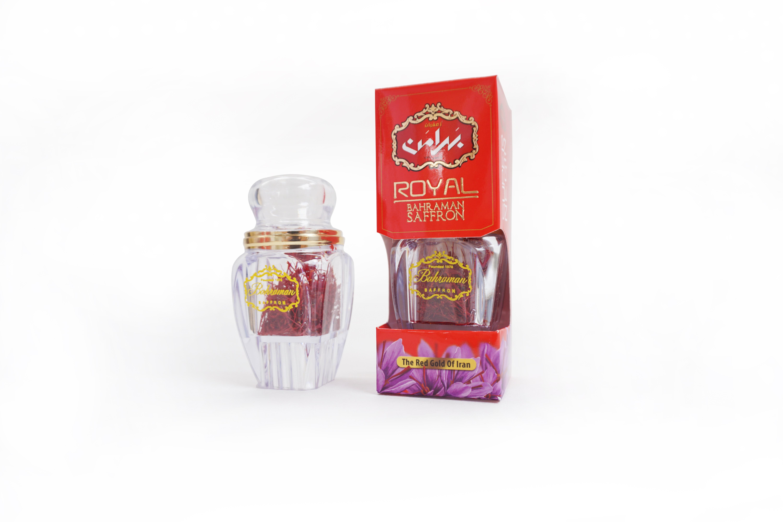 Combo 4 Gram Nhụy Hoa Nghệ Tây Iran Saffron Bahraman Super Negin Nhập Khẩu Chính Ngạch, Độc Quyền Tại Việt Nam