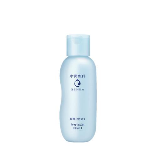 Nước cân bằng dưỡng da & dưỡng ẩm chuyên sâu Senka Deep Moist Lotion I 200ml tặng mặt nạ giấy nén Miniso