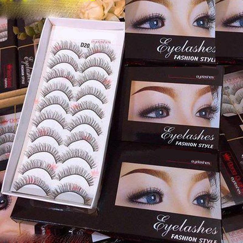 Mi giả Eyelashes Fashion Style 10 cặp (Số M41)