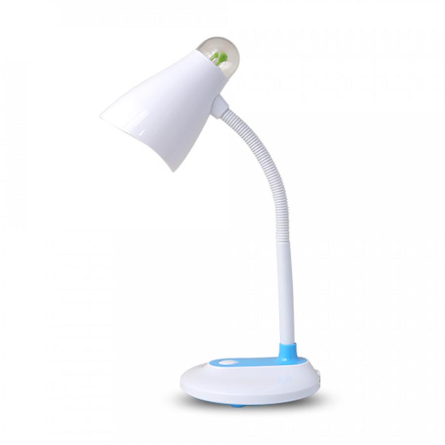 Đèn bàn (đèn học chống cận) LED 5W Rạng Đông - màu Trắng / ánh sáng Vàng (RL-32) - Giao Màu Ngẫu Nhiên