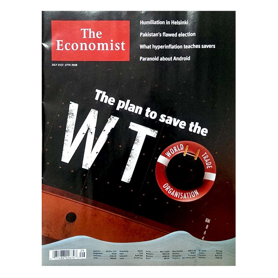 The Economist: The Plan To Save The Wto - 29
